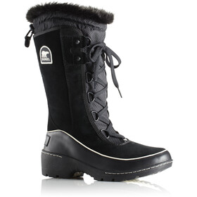 Sorel Torino High Boots Dame black/light bisque